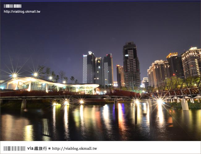 【秋紅谷廣場】台中最新約會聖地~秋紅谷公園!