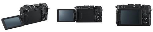 Nikon P7700 -- Articulating LCD