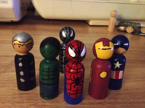 Avengers & Venom