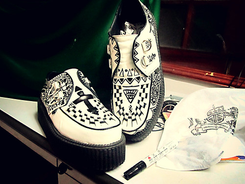 Creepers por iSams