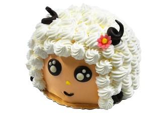 生日蛋糕 招牌羊
