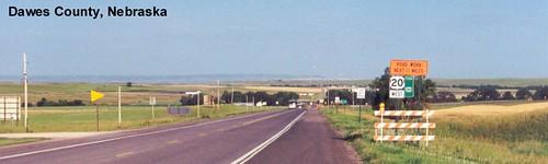 Dawes County NE