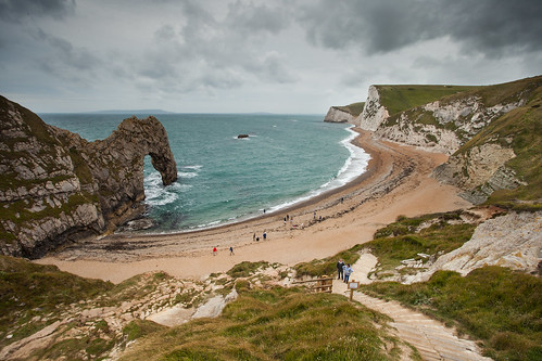 Durdle Door Curves