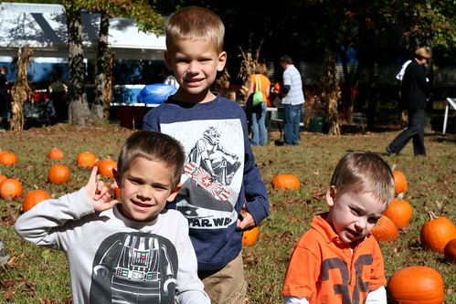 Pumpkin Patch 2012
