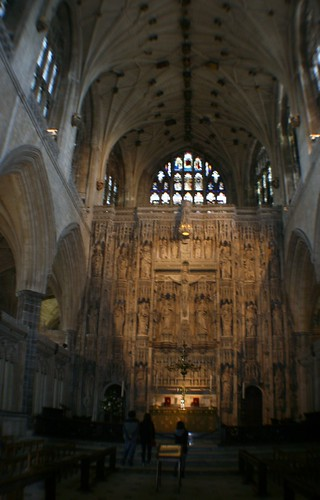 Great Screen, Winchester Cathedral