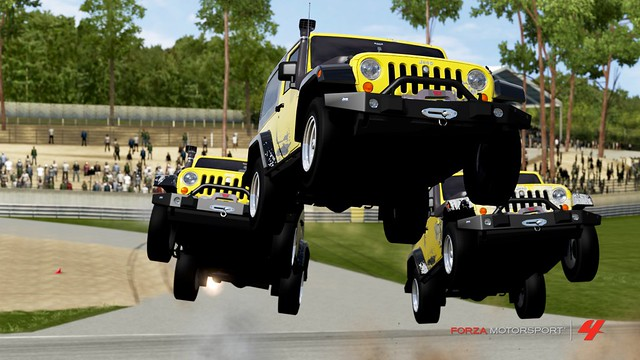 Jeep Wrangler: the most fun car on forza 8109555621_c94864b569_z