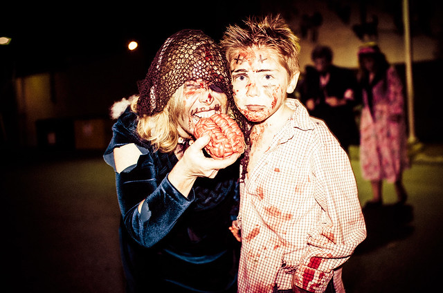 Corner Brook Zombie Walk - 28