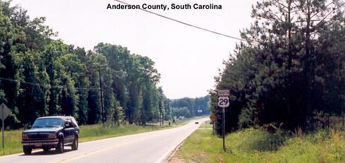 Anderson County SC