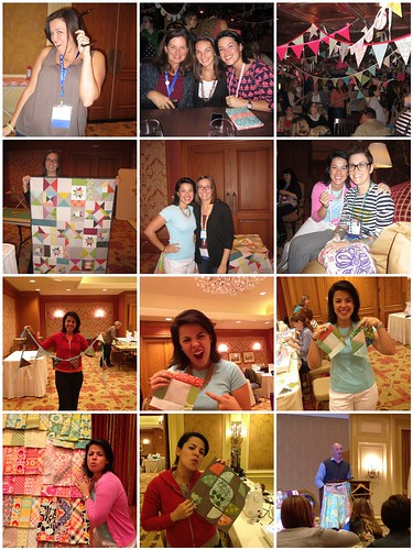 Sewing Summit 2012 - all the fun!