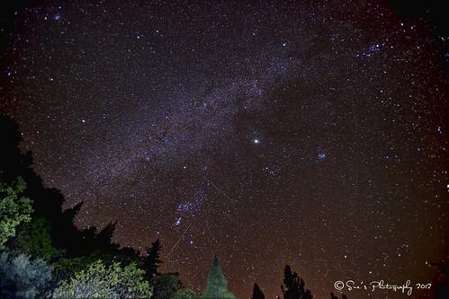 Orionid  Meteor Shower 2012