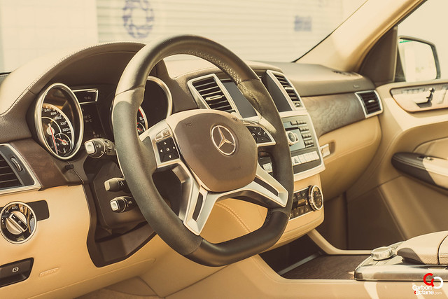 Mercedes Benz ML63 AMG FULL DASHBOARD