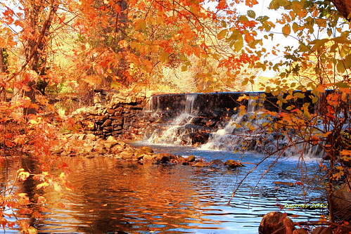 autumn fall nature landscape rhodeisland riversandstreams ohiofoothills