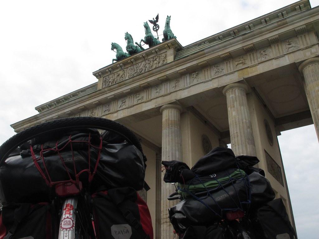 Sortint per la porta gran, Berlin (Alemanya)