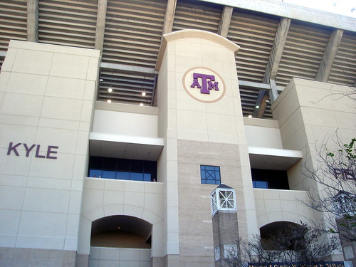 At Kyle Field