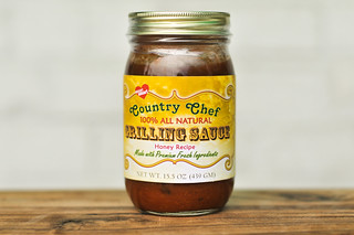 Sauced: Country Chef Grilling Sauce Honey Recipe