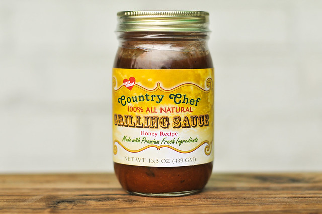 Country Chef Grilling Sauce Honey Recipe