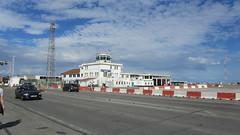 Gibraltar Airport Control Tower