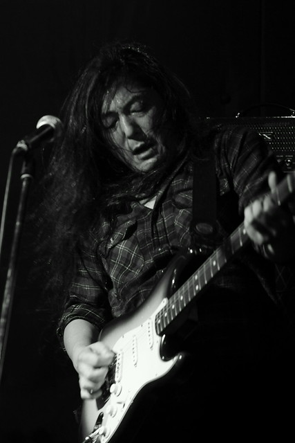 O.E. Gallagher live at Shimbashi ZZ, Tokyo, 21 Oct 2012. 277