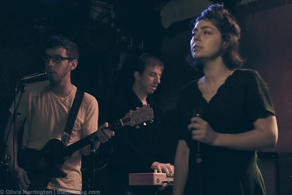 Ava Luna @ CMJ, NY 2012