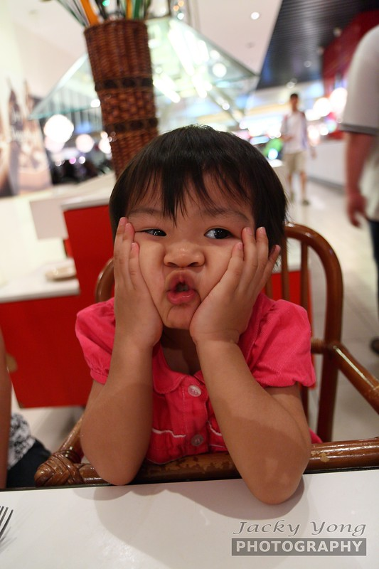 My funny face