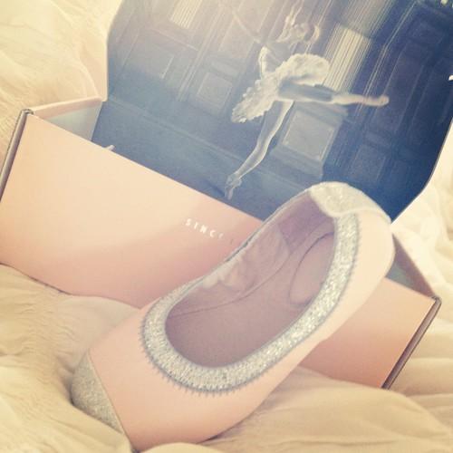 Baby Cap Toe Ballet Flats