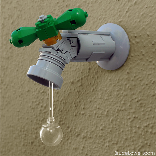 LEGO Leaky Faucet