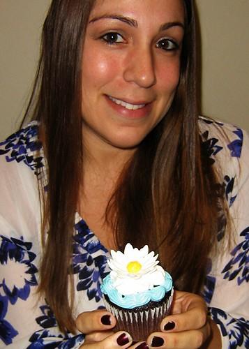 Nicole Tabatabia cupcakes