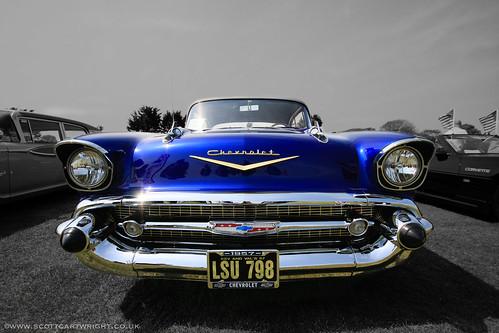 Classic Car Colour Spot