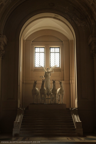 Interior Of The Victor Emmanuel Monument