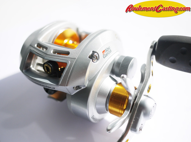Abu Garcia Revo STX Orange seals BocaBearings 14