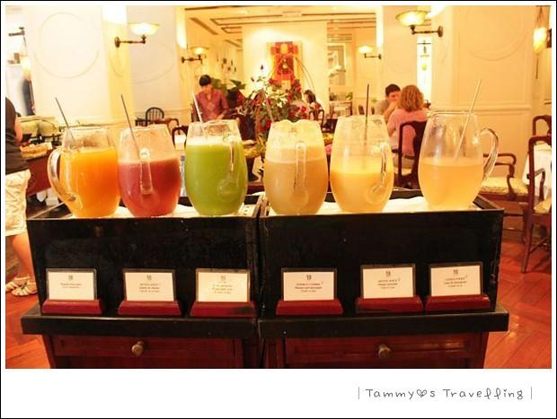 Sofitel Legend Metropole Hanoi Spices Garden breakfast