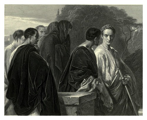 011-Julio Cesar-Shakespeare scenes and characters…1876