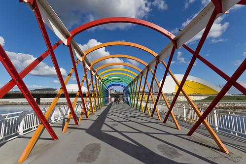 Acceso Centro Niemeyer