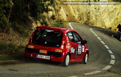 Jordi Rordíguez - Peugeot 107 Cup