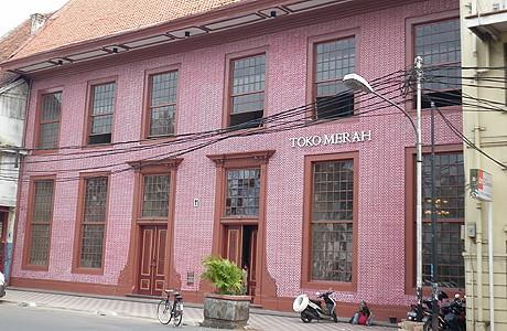 toko merah kota tua jakarta