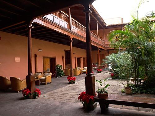 Hotel Quinta Roja, Garachico