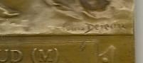 Louis Dejean signature