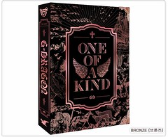 G-Dragon First Mini Album: One of a Kind