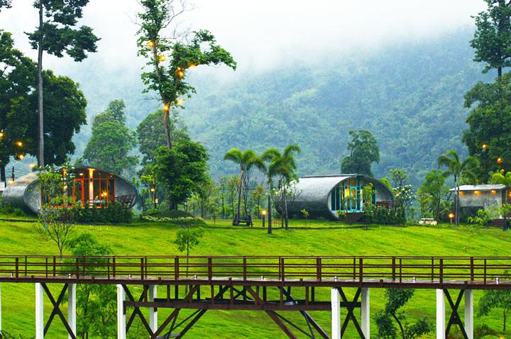 เดอะ บันยัน ลีฟ รีสอร์ท (The Banyan Leaf Resort)