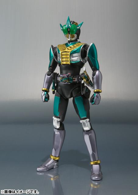 【SHF】時間的守護者「假面騎士零神 牛郎星型態」