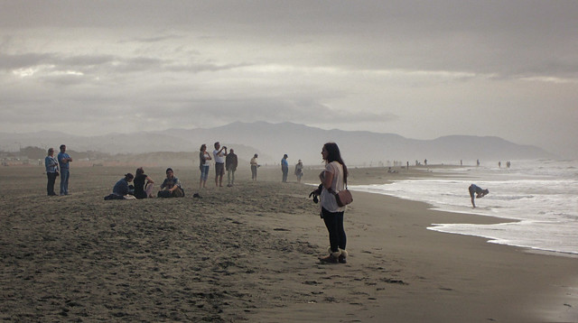 Ocean Beach, San Francisco (2012)