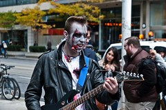 Busking Zombie?