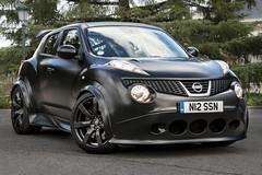 [Free Images] Transportation, Cars, Nissan, Nissan Juke-R ID:201211150000