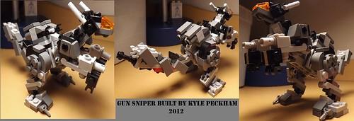 Gun Sniper WIP