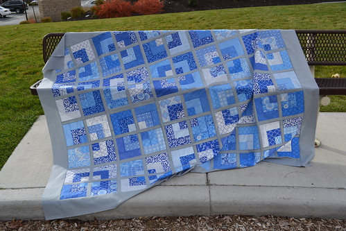 Body and Sole Quilt Top