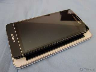 Xperia SX vs GALAXY S II