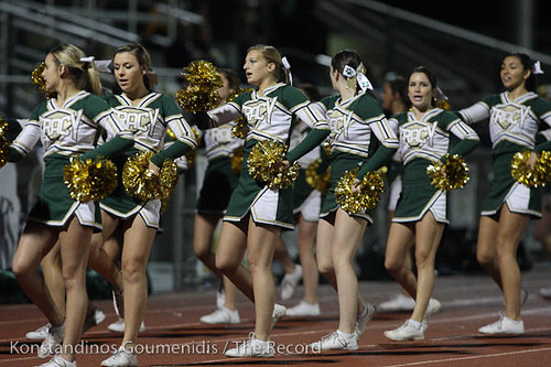 Bear Creek (Stockton) at Tracy High School Football
