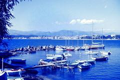 Vue sur Cannes - septembre 1981