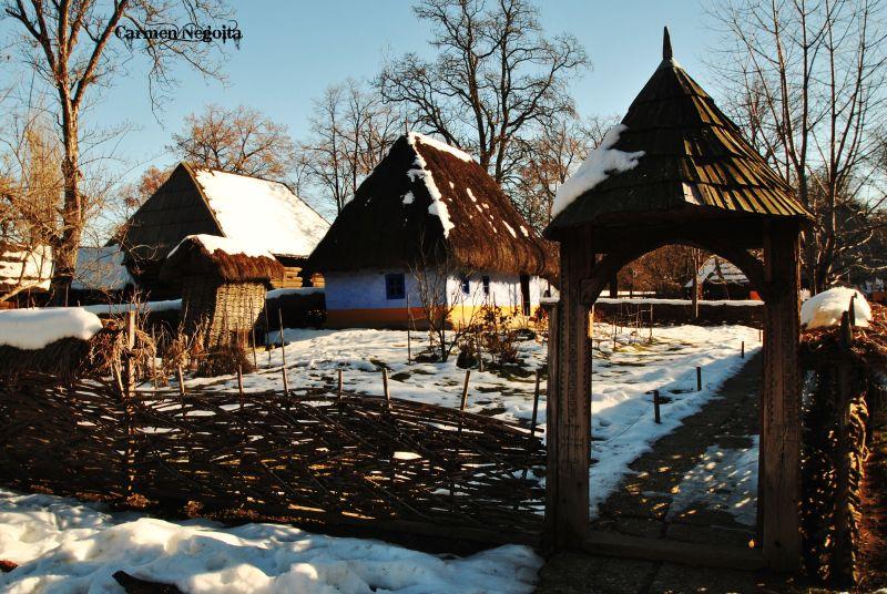 Bucuresti_Muzeul Satului_48