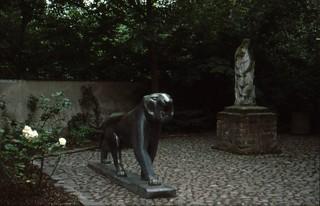 Tiger (Philipp Harth) - Pommersches Landesmuseum - Greifswald {1997}